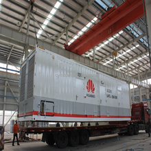 Power Generator Container for special Container