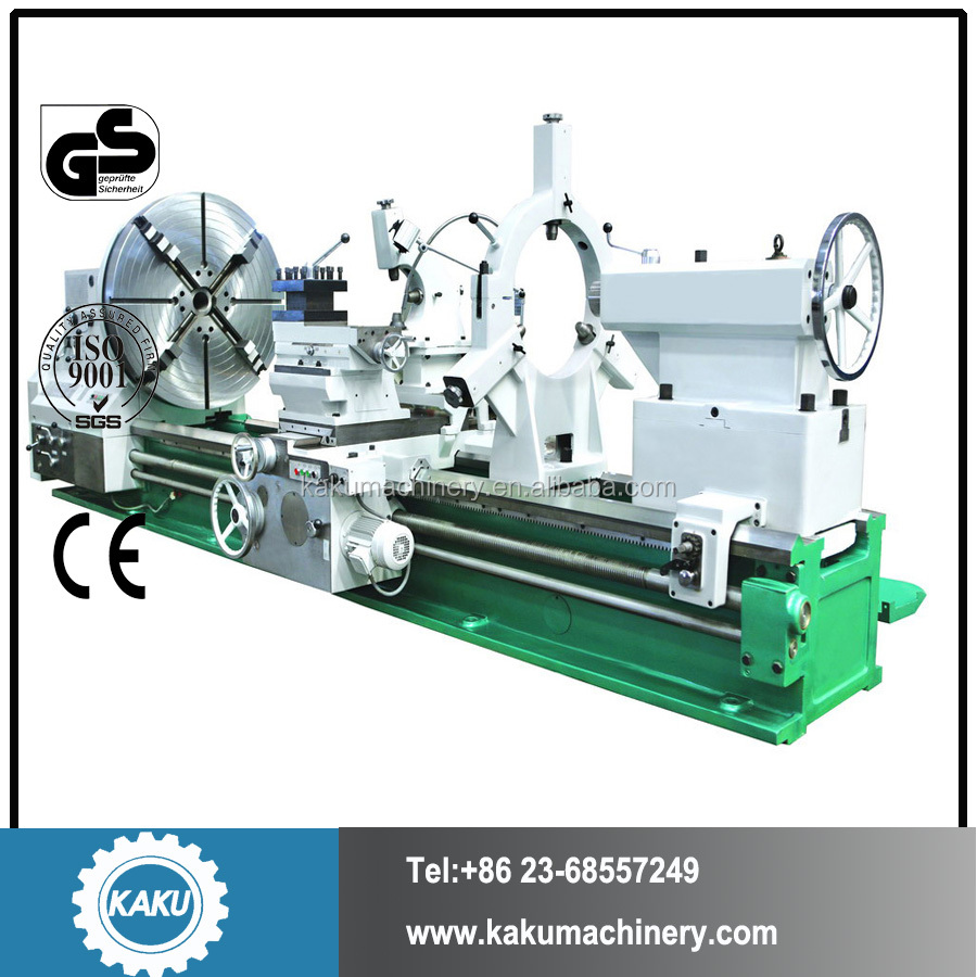 CF-A series Large Bore Long Bed Horizontal Turner Universal Mechanical Precision Lathe