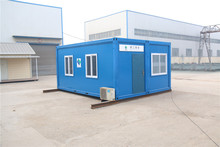 design bed modular prefabricated movable flat pack container office