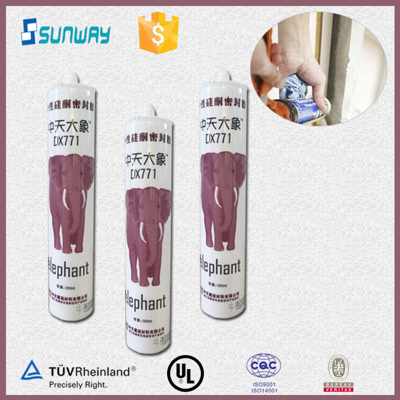 silicone sealant for steel window ,silicone sealant for door,silicone sealant for building material