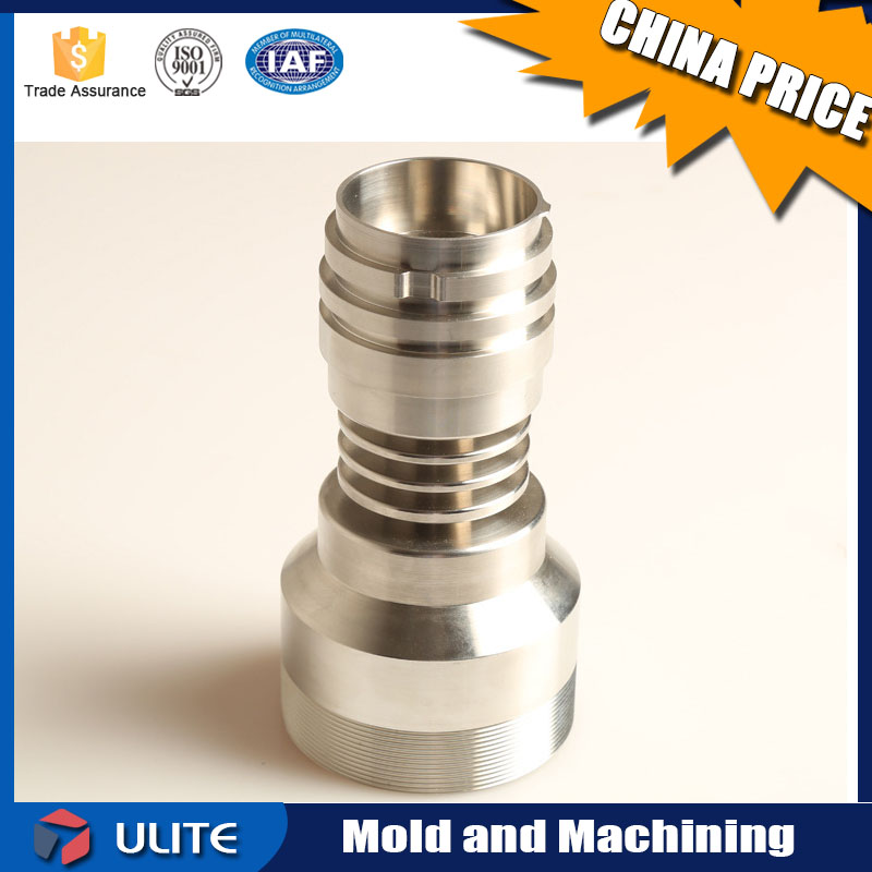 Arrowhead stainless steel electro-galvanizing automatic lathe cnc machining products