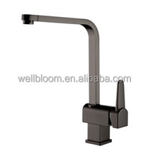 The Best Seller of Stainless Dark Steel Single Lever Kitchen Faucet