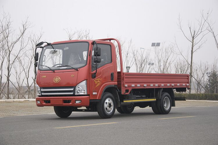 5 Tons 4*2 FAW Lorry Truck china small truck