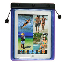 Diverse economical waterproof tablet dry bag for ipad
