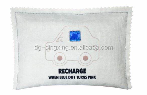 Hot sale Non-woven Smart Silica Gel Car Moisture and Fog Absorber