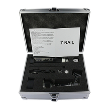 Heating control portable enail electric nail dab wax vaporizer e nail