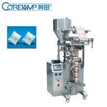 Automatic 3/4 Sides Seal Central Seal Desiccant Bead Packing Machine