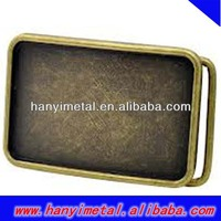 Custome made belt buckle blanks wholesales