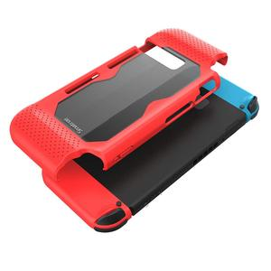 Smatree TPU case for Nintendo Switch Red