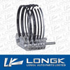 goetze piston ring 41158025 for MF165 model