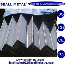 25*25*3-100*100*10 Hot Rolled stainless steel angle bars/angle steel/ angle iron sizes