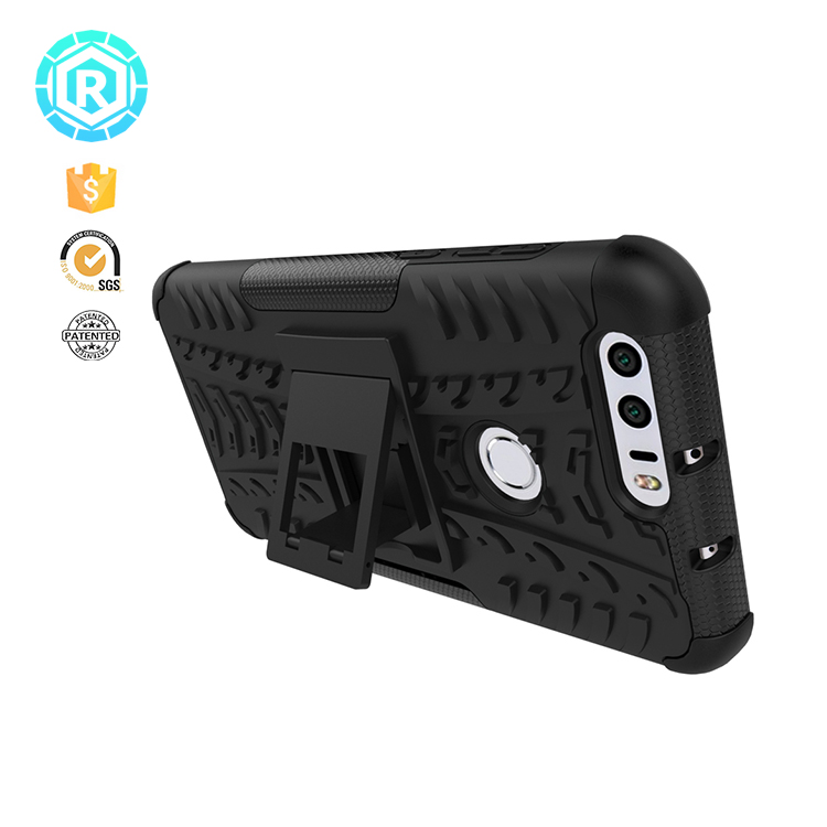 Outdoor cover case for huawei Honor 8 tpu pc handy case cover for huawei Honor 8