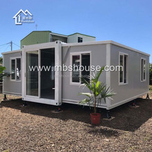 Guangzhou Prefabricated Foldable Tourist Resort House, Villa