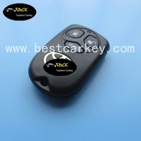 Top Quality 3 button remote control case for toyota key fob case