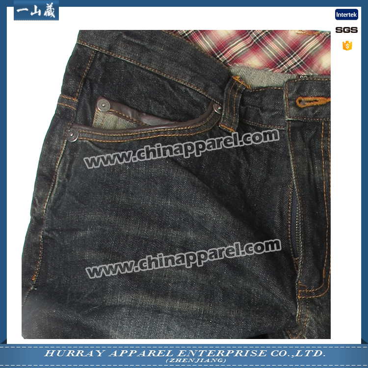Top Quality buttons jeans OEM