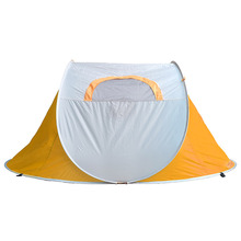 New Arrival Blue One Man Mountain Tent With Breathable Mesh