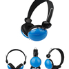 Colorful Retractable Bass Lovely Headband Headset