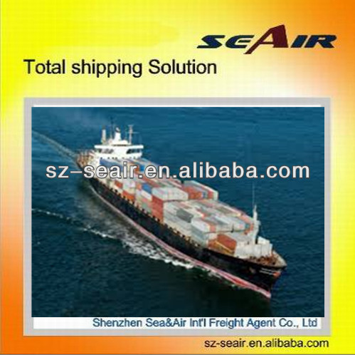 Consolidation ocean shipping to Oslo from shenzhen.China