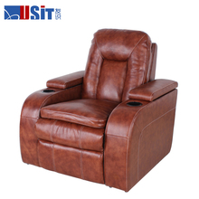 USIT UV-852A wholesale home theater reliner chairs sofa theater reclining seats sofa for commercial cinema
