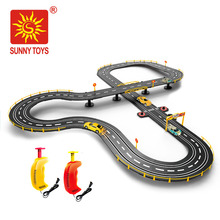 1:43 wholesale china smart design high quality car track