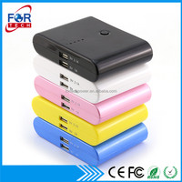 High Capacity 10000mah Mobile Phone Portable Battery Charger Power Supply