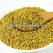 Natural and healthy bee pollen for food