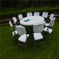 wholesale Blow mold folding chair for banquet/dining/balcony/picnic/camping