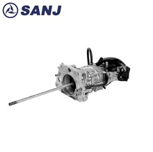 SANJ China made inboard jet boat motor and water jet pump for boats factory