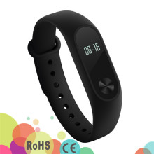 Newest mi band with OLED display touchpad IP67 Mi band pulse Bluetooth 4.0 miband 2 heart rate monitor for xiaomi mi band 2