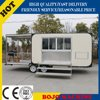 FV-68 China fast food trailer/BBQ food trailer/breakfast food trailer for sale