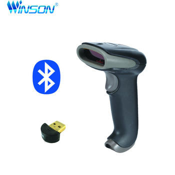 Protable Mini Bluetooth Barcode Scanner with USB adapter