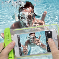 High quality waterproof mobile case/phone waterproof, 15.2*10.2cm