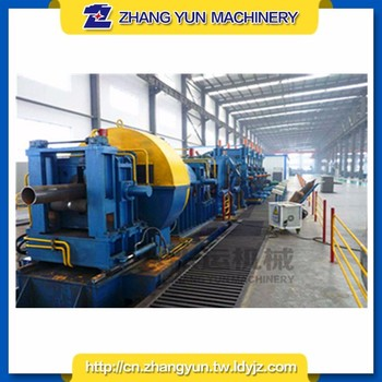 high quality automatic hollow good quality guard rail roll forming machine