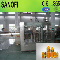 banana-lemon-milk-walnut juice production line/filling machine