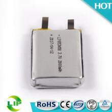ultra thin lithium ion polymer battery 3.7v 2000mah