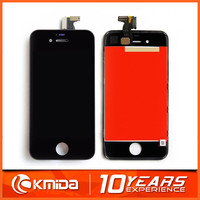 Mobile phone lcd screen display for iphone 4s digitizer complete assembly