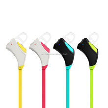 OEM headphone manufacturer wireless earphone bluetooth colorful sport stereo bluetooth earbud