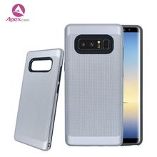 Guangzhou Factory Price Woven Cell Phone Case for Samsung Galaxy Note 8 j7 prime 7 Cover