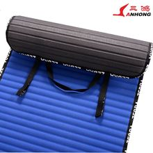 Multifunctional eva foam camping mat straw picnic mat for wholesales