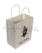 Environmental kraft paper bag company in China
