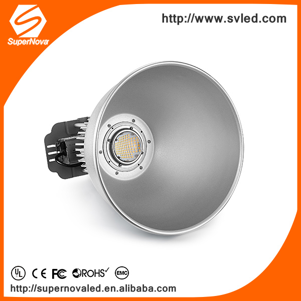 AC 90-305V Professional UL Driver Cool White SMD 100w IP65 Industrial High Bay LED Light