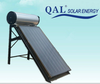 QAL solar panel water heater