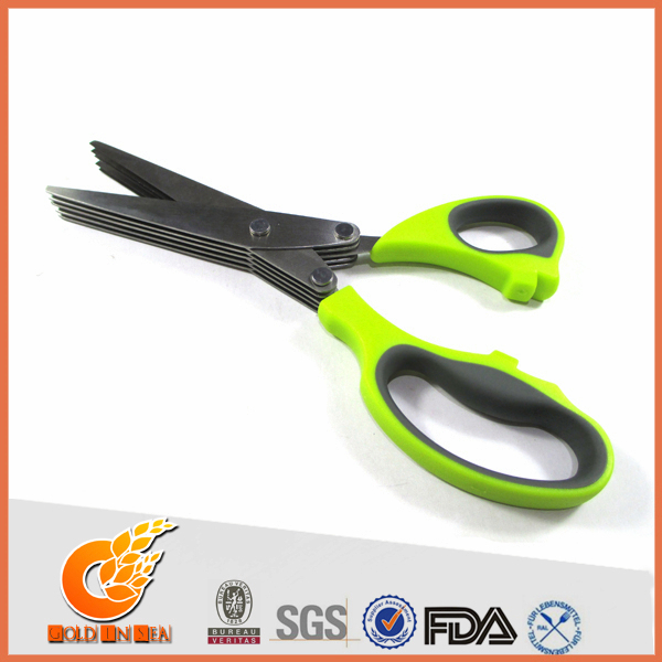 Unique Design stock 10 inch office scissors (S13769)