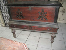 Antique Dutch Box,