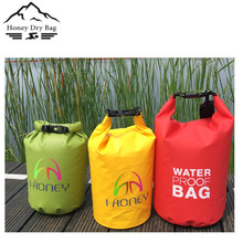 Wholesale High Quality 10L 500D PVC Tarpaulin Waterproof Bag Ocean Pack Dry Bag