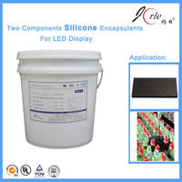 electronic grade silicone sealant for LED