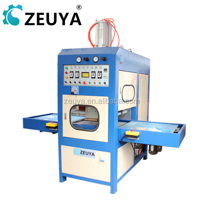 New Arrival 8KW Facial Puff welding and cuting machine Manufacturer ZY-8KW-XSRD