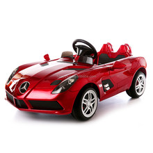 China factory wholesale baby toy car track kids battery operated toy car