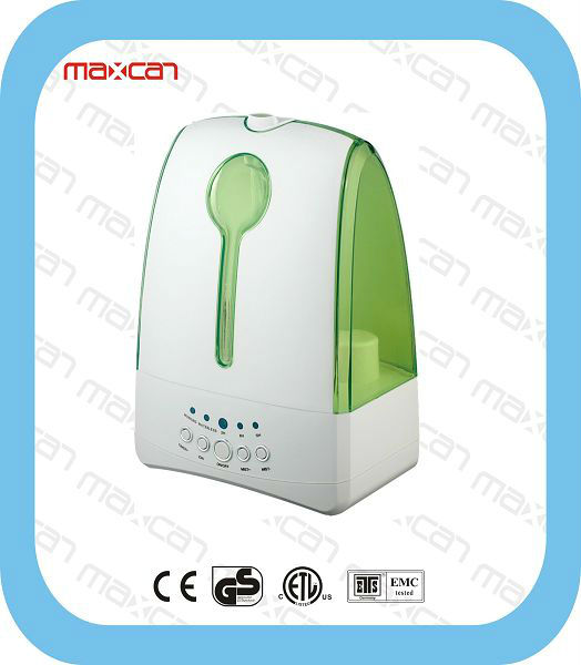 MH 601 Digital Ionizer Cool Mist Humidifier