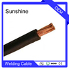 TPE Covered Copper Welding Cable
